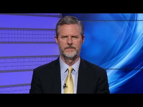 Falwell Jr. on Trump: We're not electing a pastor-in...