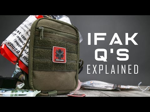 AR500 Armor IFAK: Most Common Questions Explained