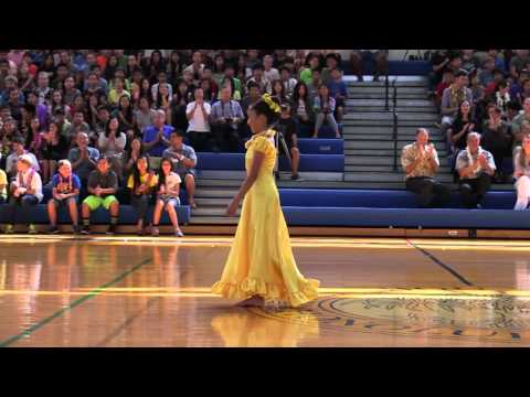 2016 Punahou Middle School May Day Program (April 28, 2016)