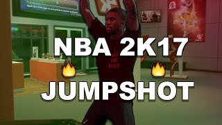 Shooting Tips that I dont know about? Using my NBA 2K17 PERFECT RELEASE JUMPER