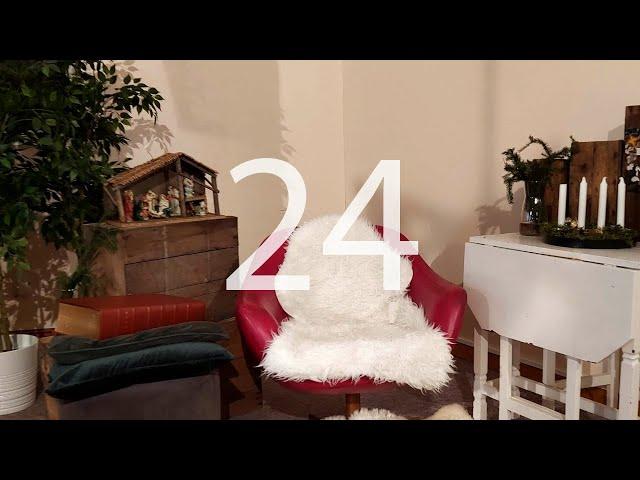 Adventskalender 2020: Del 24 av 24