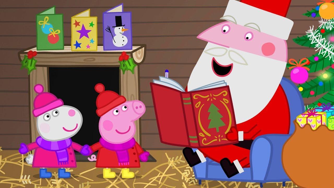Peppa pig fran ais 3 pisodes no l dessin anim pour - Pepapig francais ...