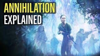 Annihilation (ENDING + THE SHIMMER) Explained