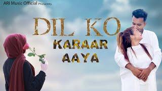 Dil Ko Karaar Aąya | Cover Music Video | Neha Kakkar & Yasser Desai | ARI Music Official