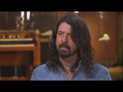 Dave Grohl of Foo Fighters on music after Kurt Cobain