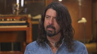 Download Dave Grohl of Foo Fighters on music after Kurt Cobain Mp3 and Videos