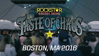 2016 Taste Of Chaos : Boston