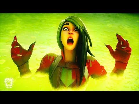 TOXIN ORIGIN STORY! (A Fortnite Short Film)