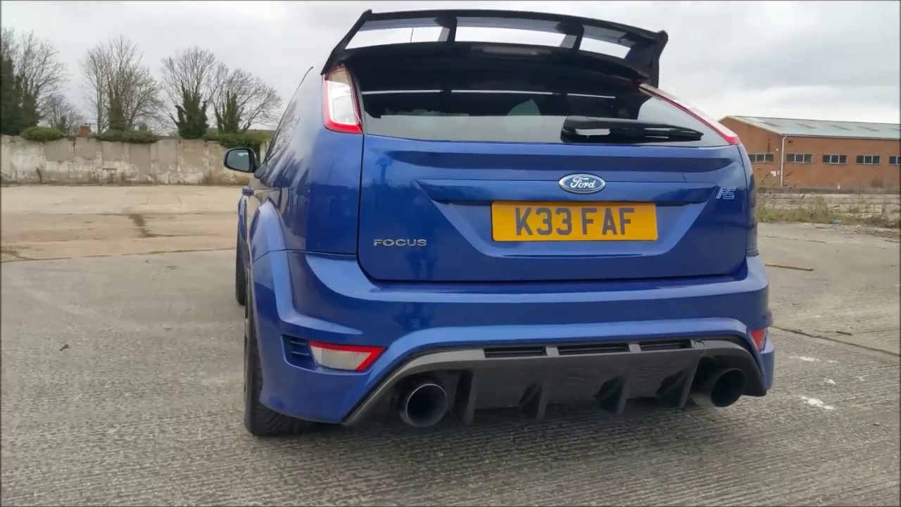 Ford Mk2 Rs Focus 400bhp Spec