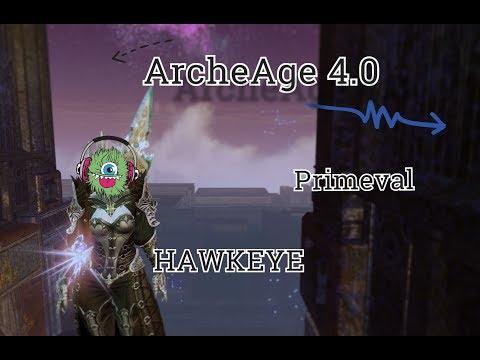 ArcheAge - GLASSCANNON by Hawkeye