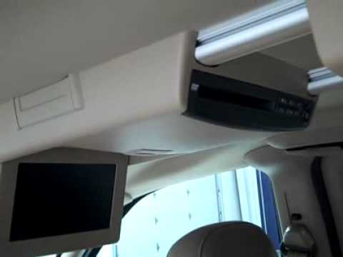 Chevrolet Uplander Lt1 Quads Third Tv Dvd Cd Player