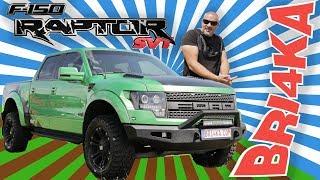 Ford F150 Raptor SVT | 12 GEN| Test and Review| Bri4ka.com