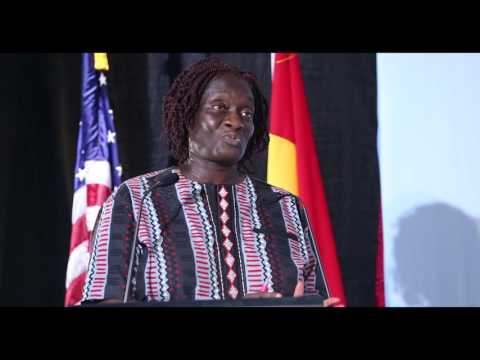 Closing Ceremony: Address by Theo Sowa, CEO - AFRICAN WOMEN'S DEVELOPMENT BANK