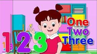Belajar Bahasa Inggris ~ Angka 0-9 Bersama Diva | Learn Number 0-9 | English For Kids