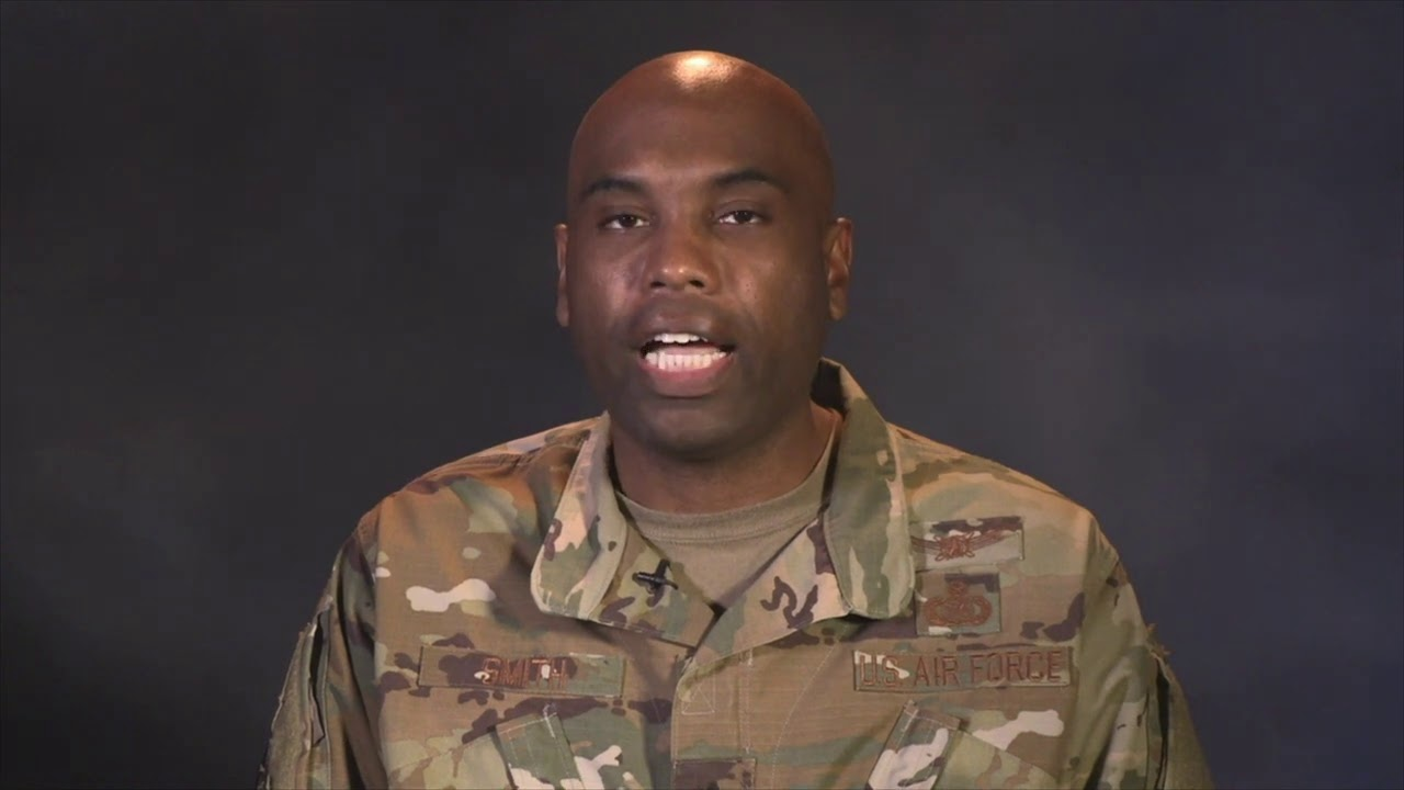 The United States Air Force has initiated a service-wide Dialogue on Race and #SMC is continuing that conversation by highlighting the personal stories of our #spaceprofessionals.  Check out Lt Col Gregory Smith's experience with #racism below and be on the lookout for more highlights weekly! #SpaceStartsHere