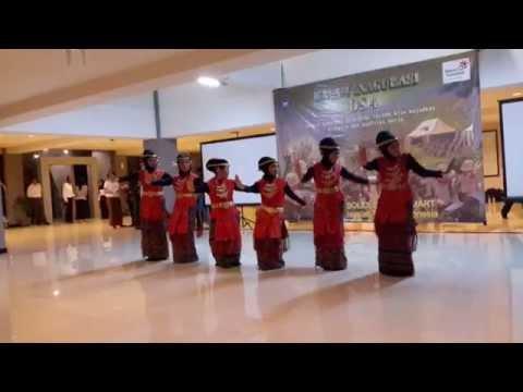 Tor Tor - Batak Toba (Traditional Dance by Tari Tradisional Group Telkom ...