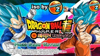 New Epic Dragon Ball Super Hyper Shin Budokai 2 Mod Download