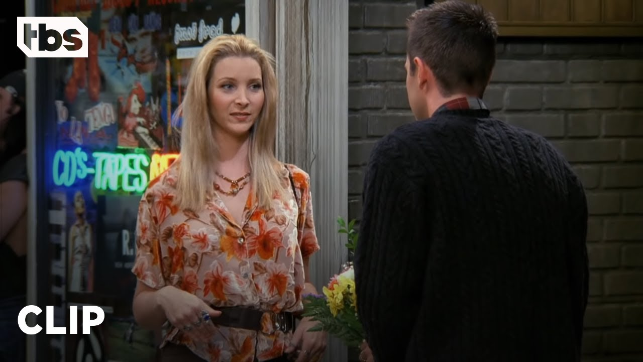 Download Friends: Phoebe Has a Stalker (Season 3 Clip) | TBS