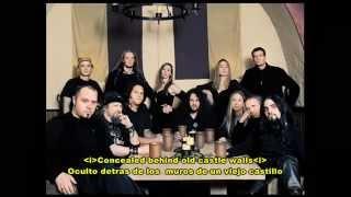Haggard  -  La Terra Santa  (Subtitulado Español)