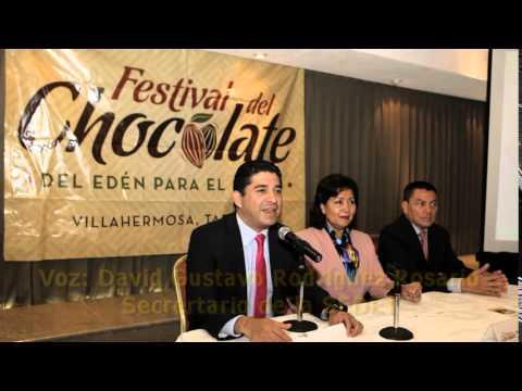 Tabasco invita a vivir la experiencia del cacao en el Festival del Chocolate