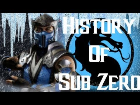 History Of Sub Zero Mortal Kombat 11 (REMASTERED) thumbnail