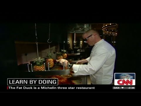 CNN: Appetizing 'World at Work'