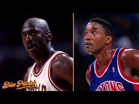 Would Reggie Miller Rather Play With Isiah Thomas Or Michael Jordan? | 06/15/21