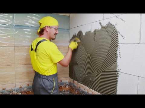 видео: Гидроизоляция и укладка плитки в ванной комнате. Совет №15 от weber-vetonit