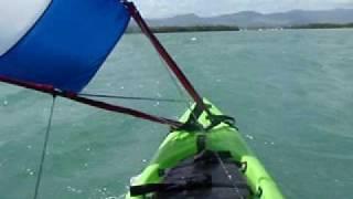 Kayak Vela Caño Matias Salinas Dr. Kayak