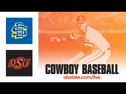 Oklahoma State Baseball vs. South Dakota State (Game 1)