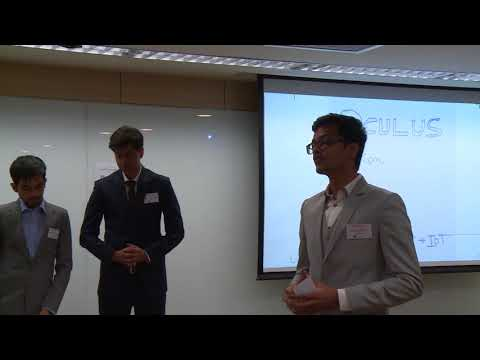 2017 Round 2 Jai Hind College - HSBC/HKU Asia Pacific Business Case Competition