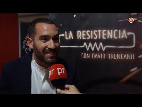 Jorge Ponce desvela si Ingrid García Jonsson volverá a 'La resistencia'
