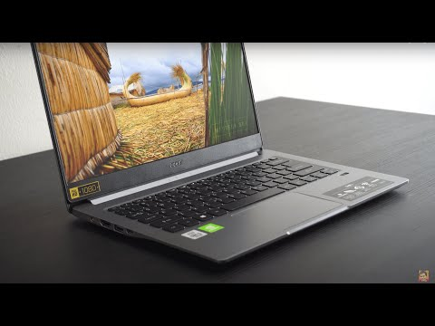 Acer Swift 3   Core i5 10th Gen   16GB RAM - Thin & Light Monster!