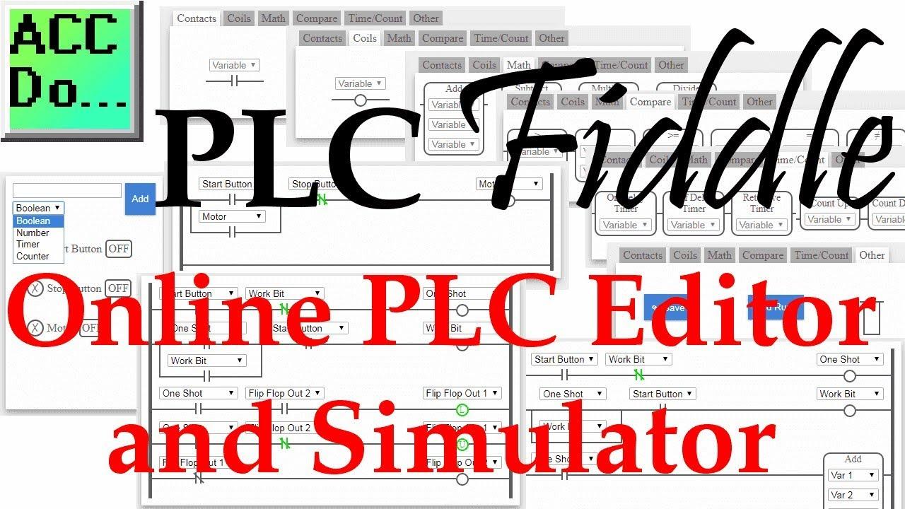 PLCs In Your Browser | Hackaday