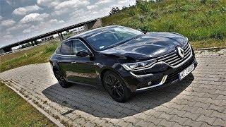 Renault TALISMAN 1.8 TCe 225 EDC - czy warto go kupić? Test PL [2/2]