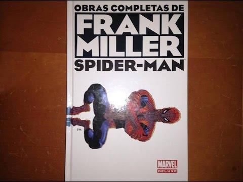 Opinión: Obras Completas de Frank Miller en Spider-Man