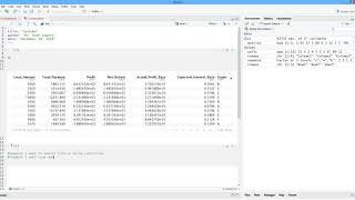 كيفية إنشاء مجموعة فرعية من البيانات في ر. [HD]