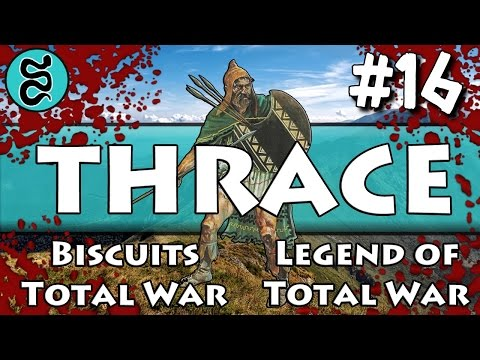 "Rome Total War - Thrace Co-Op Campaign ""Consuls of Thrace"" Part 16"