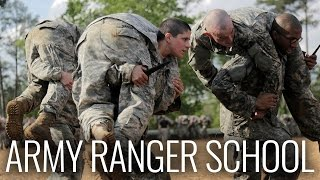 Earning the Ranger Tab - US Army Ranger School
