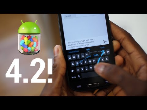 Top 5 Android 4.2 Jellybean Features!