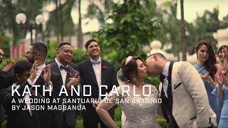 Kath and Carlo: A Wedding at Santuario de San Antonio