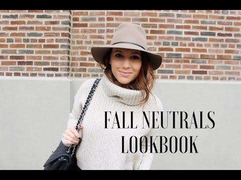 FALL NEUTRALS LOOKBOOK | MELSOLDERA