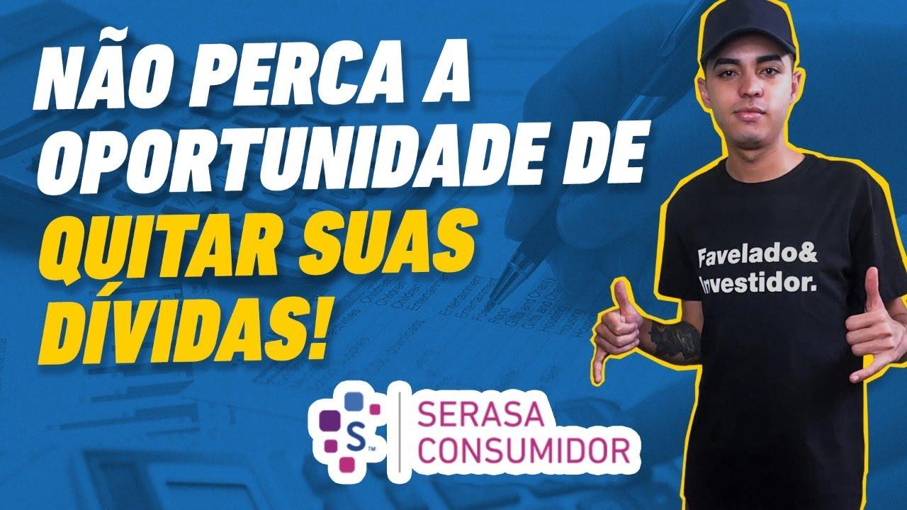 Feirão Serasa Limpa Nome Até 98 De Desconto Favelado