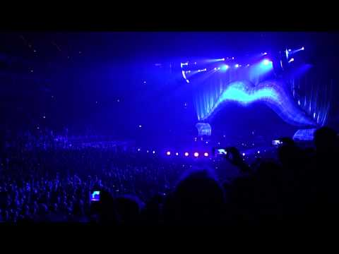 The Rolling Stones London 2012: Intro-Video + Drums + I Wanna Be Your Man