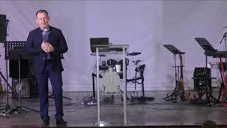 """Проповедь """"Иисус приходит в церковь-2""""(30.09.18)"""