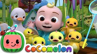 Five Little Ducks 2 | CoCoMelon Nursery Rhymes & Kids Songs