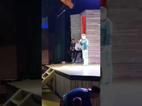 Talent Show Winner Haffan Y Môr October 2017