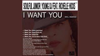 Video I Want You (Andrea Curato's Afro Soul Mix) download MP3, 3GP, MP4, WEBM, AVI, FLV Oktober 2018