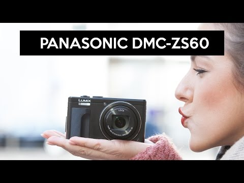 Panasonic DMC-ZS60 | 4K travel zoom camera | RECOMMENDATION
