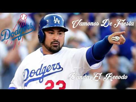 Dodgers Walk Up Songs 2017